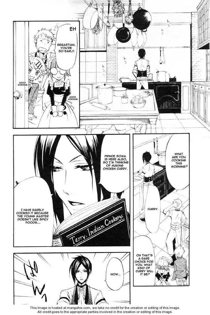 Kuroshitsuji 20 Page 2