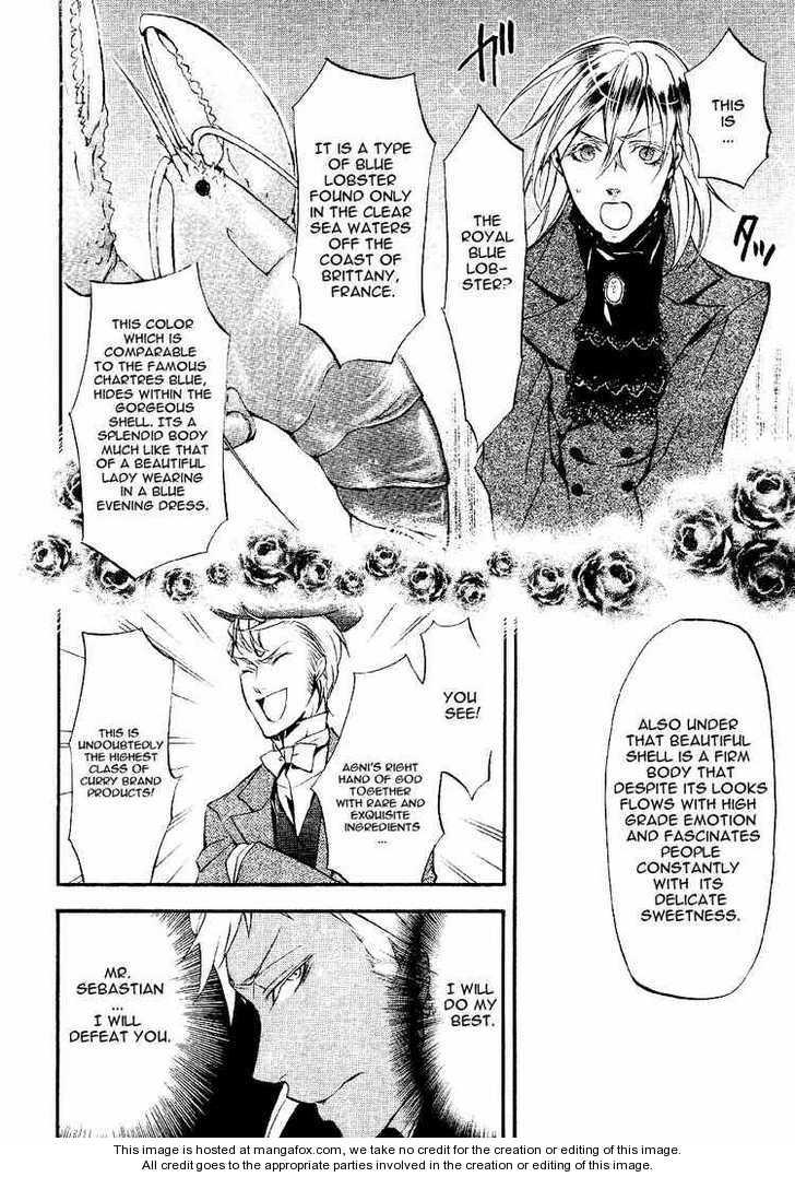 Kuroshitsuji 21.2 Page 3