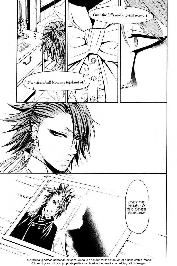 Kuroshitsuji 30 Page 4