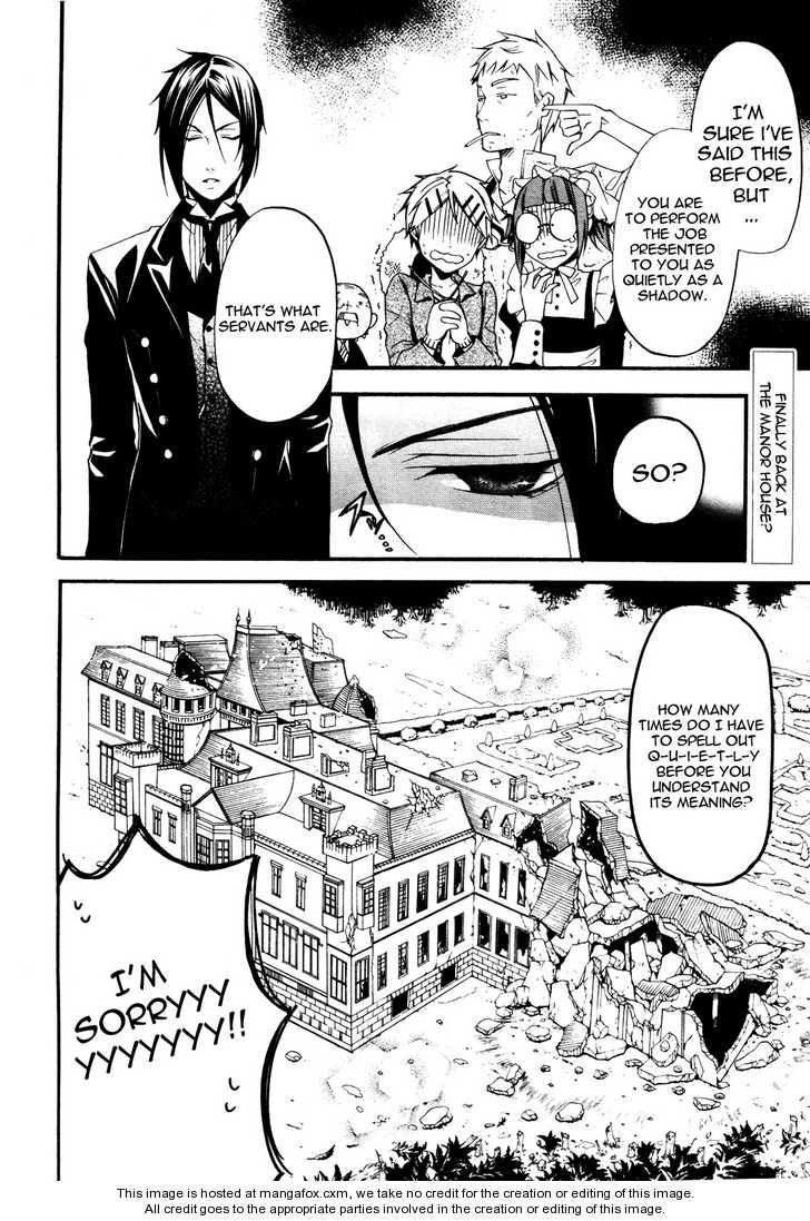 Kuroshitsuji 37 Page 2