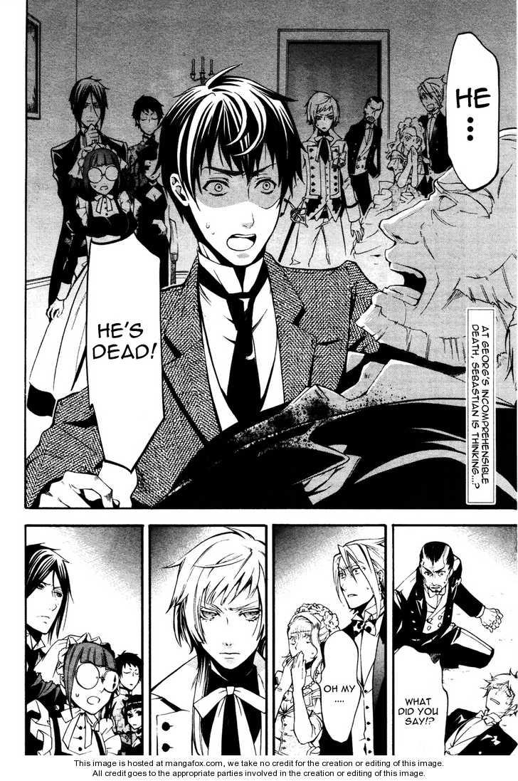 Kuroshitsuji 40 Page 2