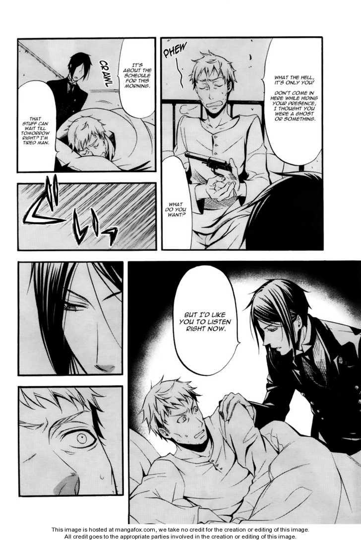 Kuroshitsuji 41 Page 3