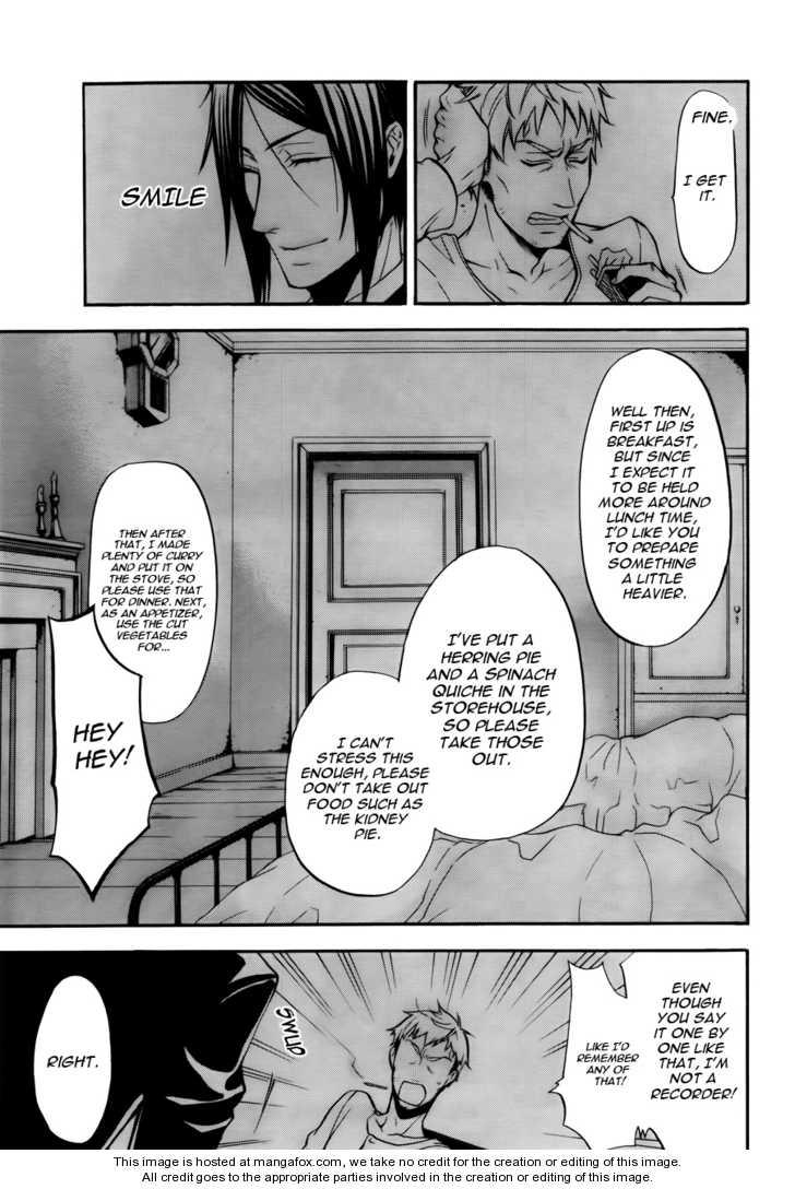 Kuroshitsuji 41 Page 4