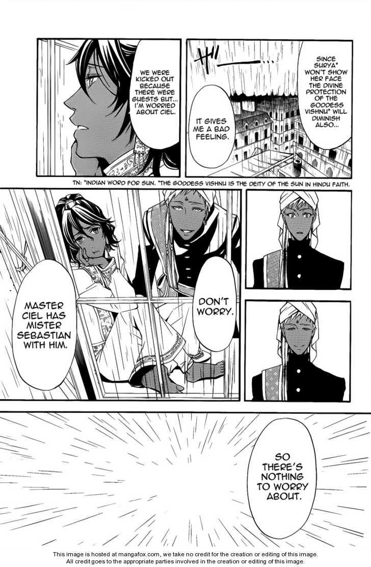 Kuroshitsuji 42 Page 4