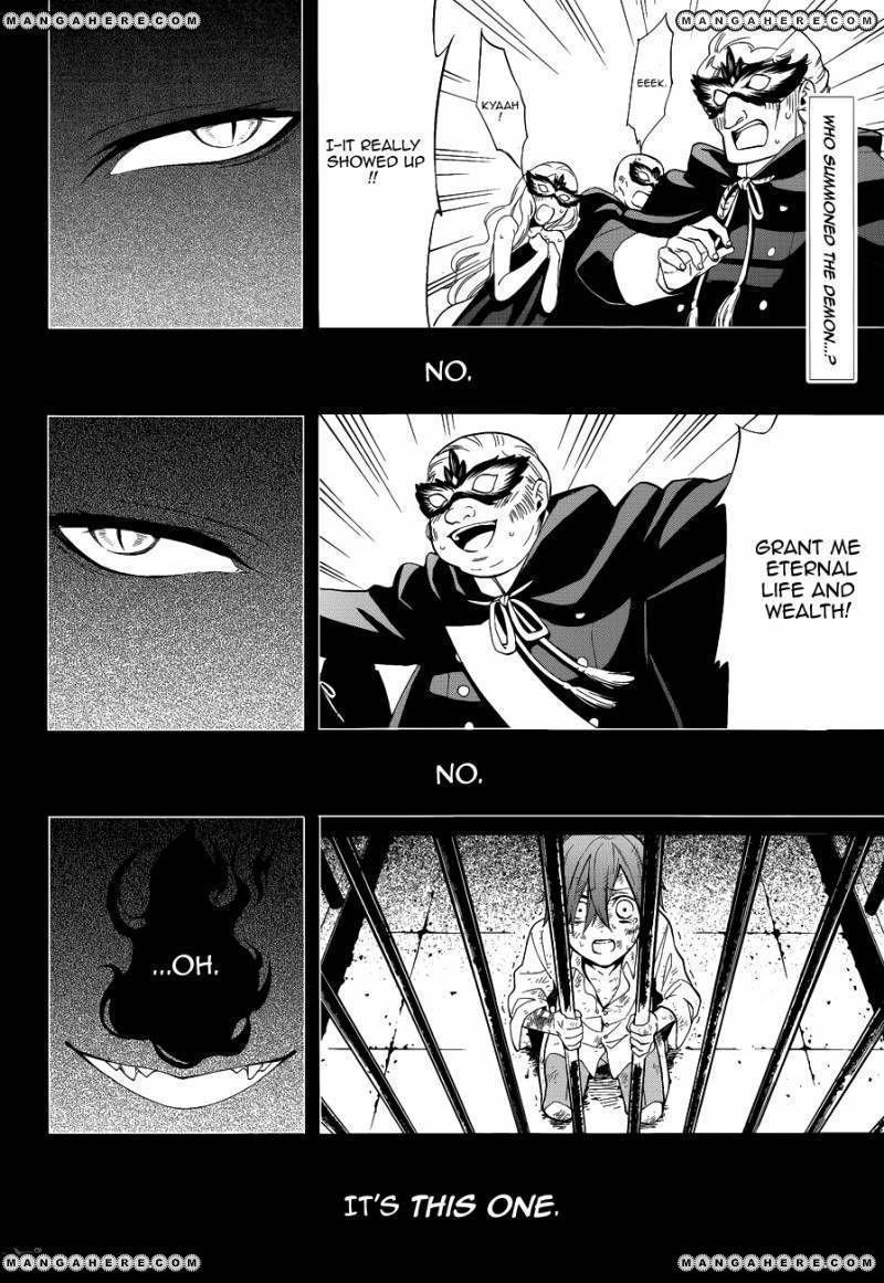 Kuroshitsuji 62 Page 2