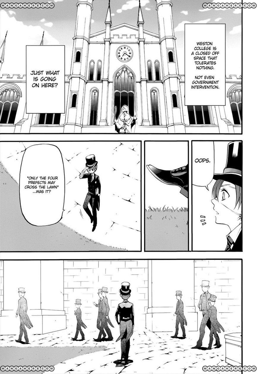 Kuroshitsuji 68 Page 3