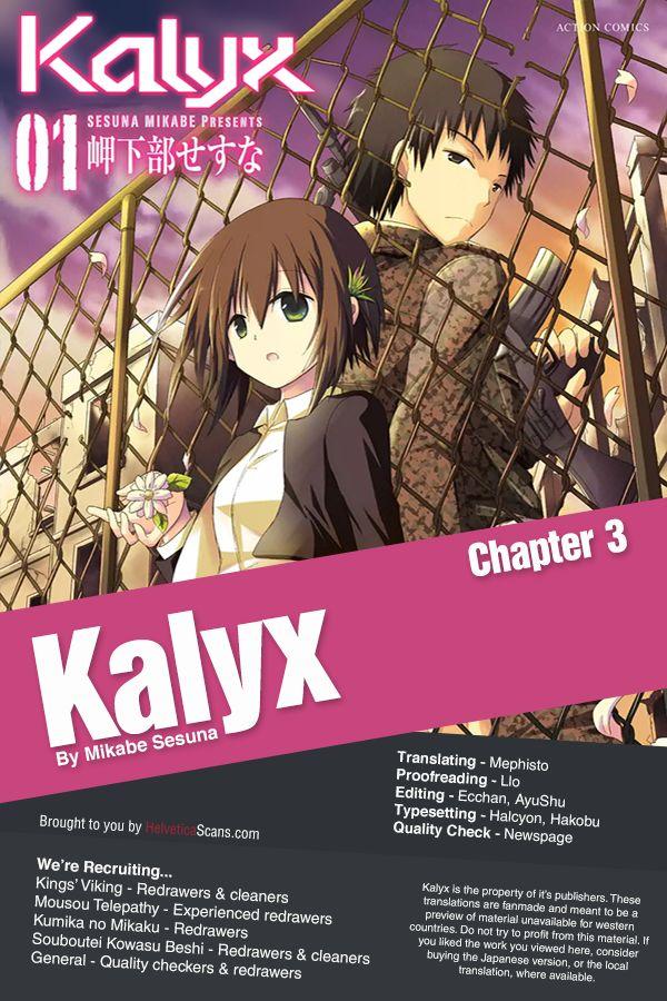 Kalyx 3 Page 1