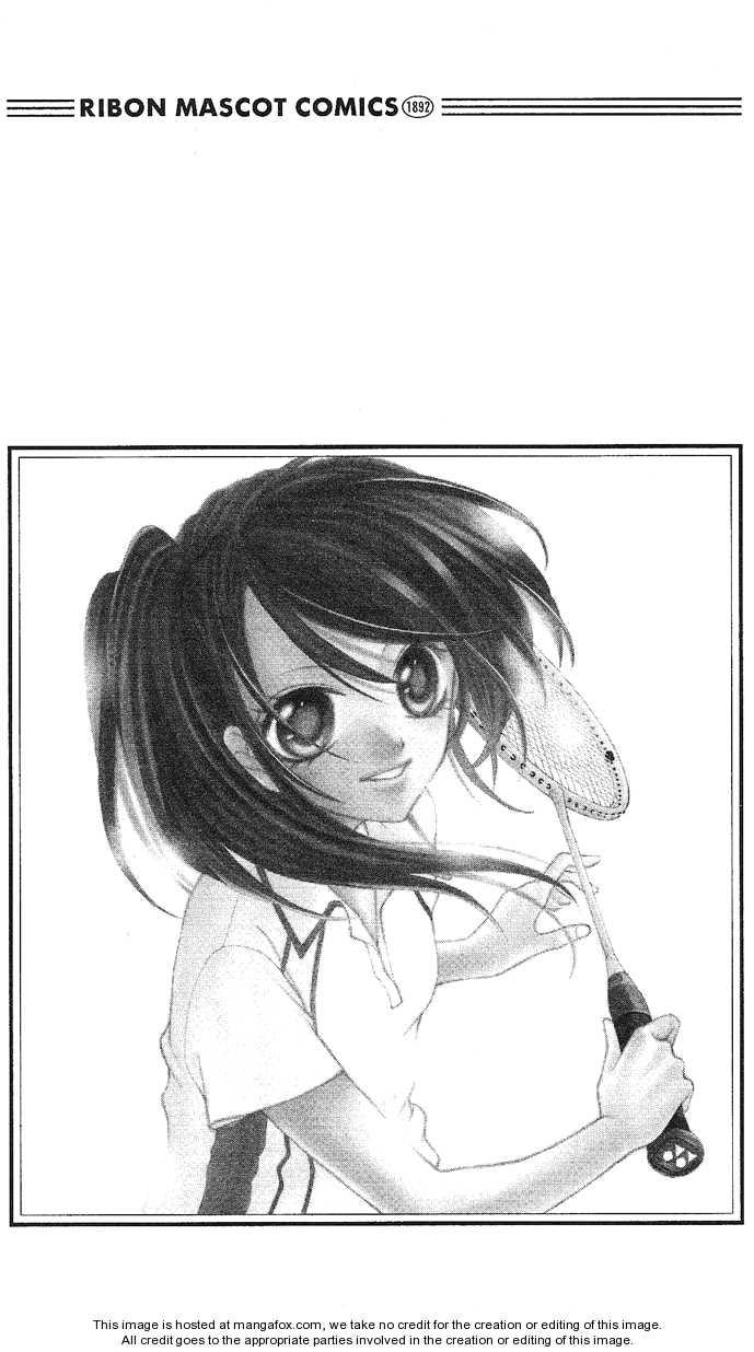 Badminton Girl 5 Page 2