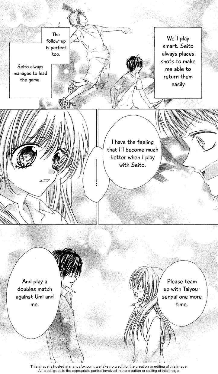Badminton Girl 6 Page 2
