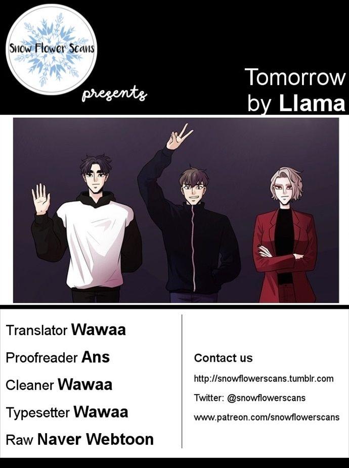 Tomorrow (Llama) 11 Page 1