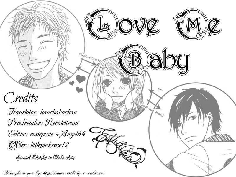 Love*Me*Baby 0 Page 1
