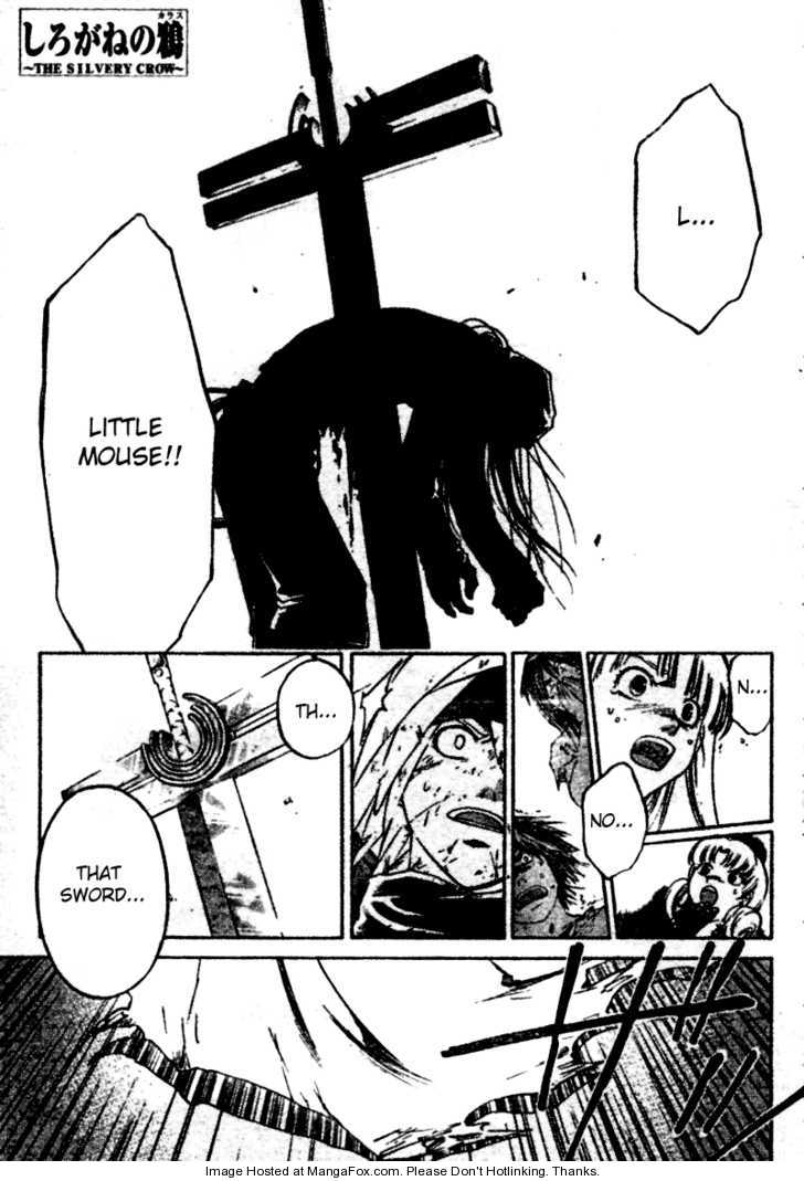 Shirogane no Karasu 17 Page 1