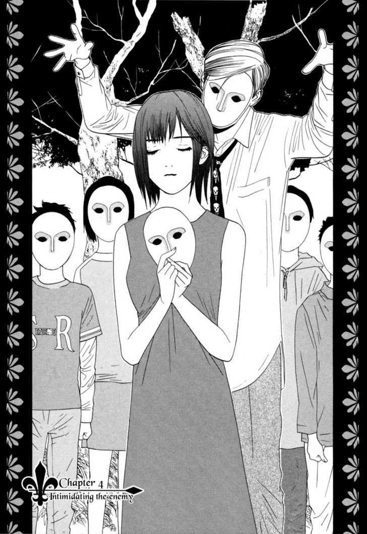 Liar Game 4 Page 1