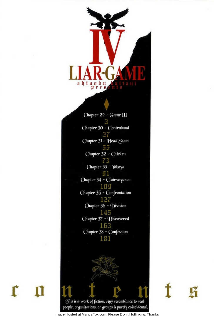 Liar Game 29 Page 4