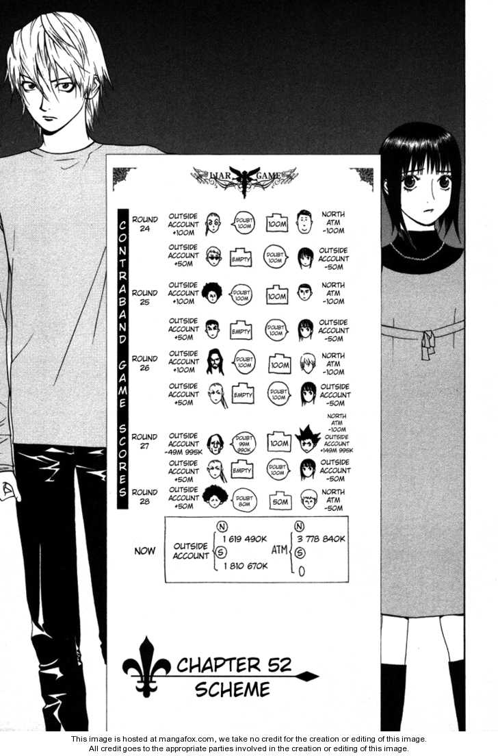 Liar Game 52 Page 2