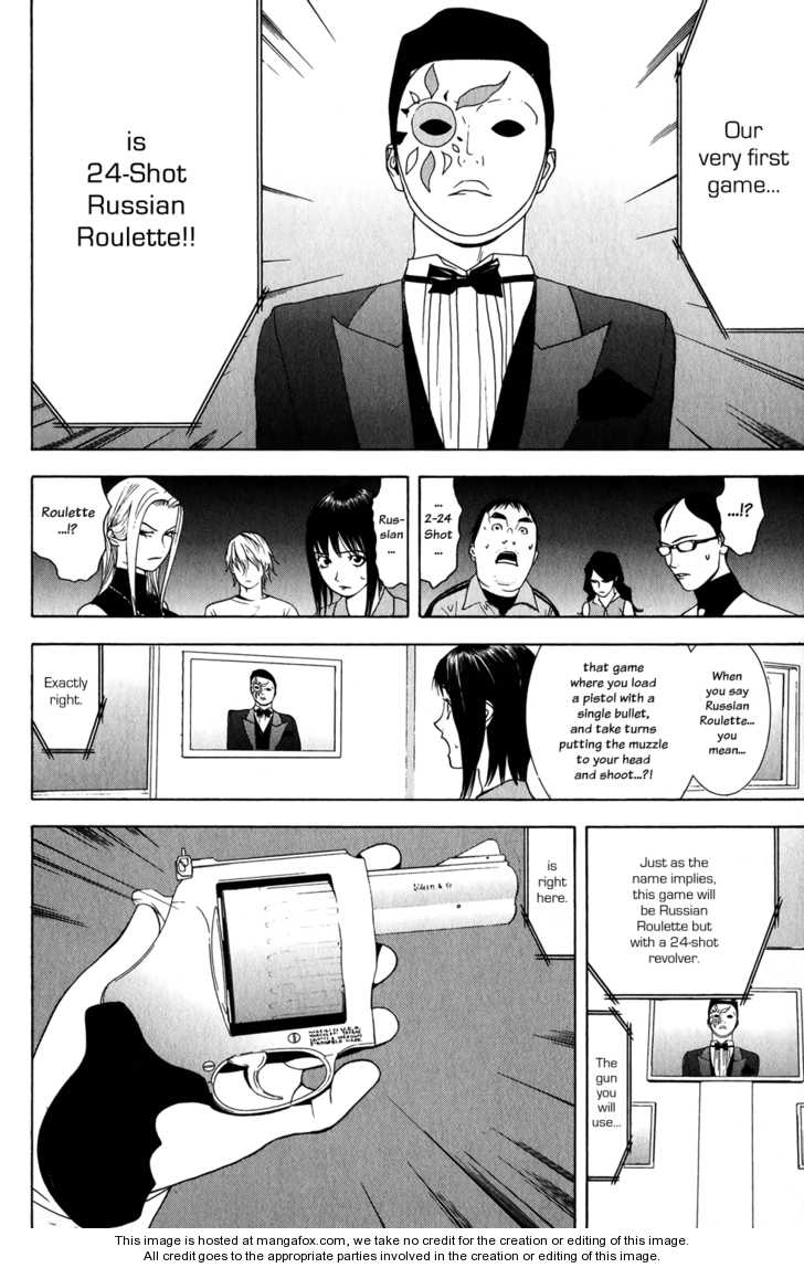 Liar Game 61 Page 2