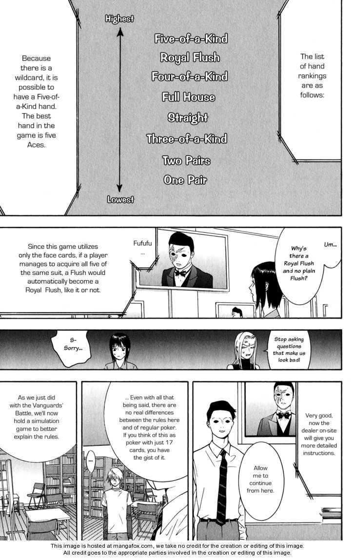 Liar Game 68 Page 3