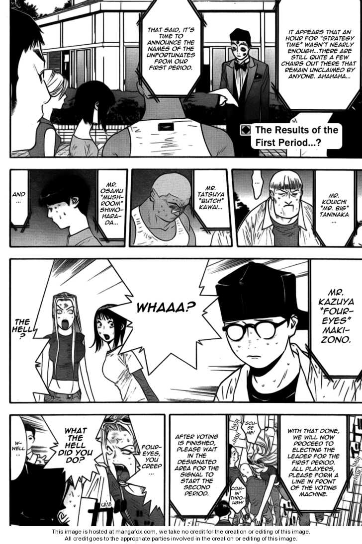 Liar Game 110 Page 2