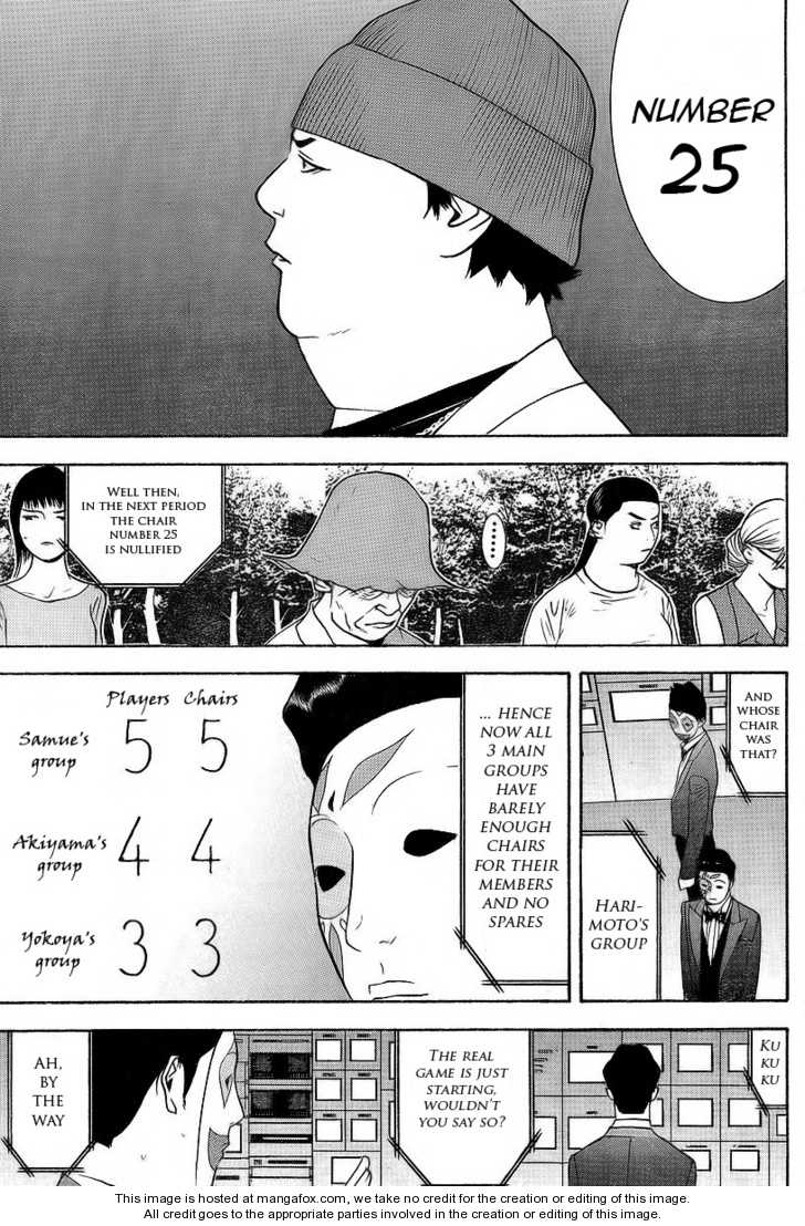 Liar Game 119 Page 3