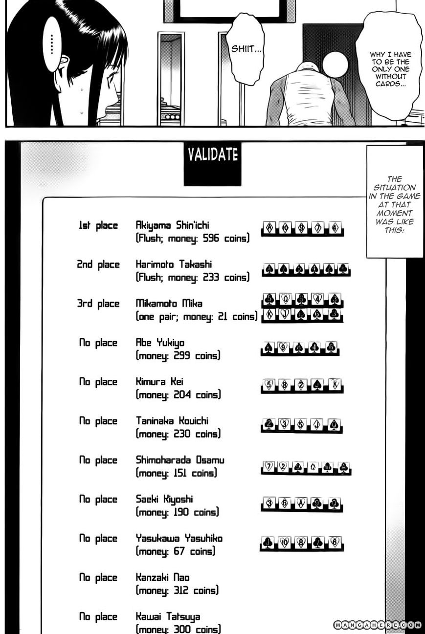 Liar Game 156 Page 3