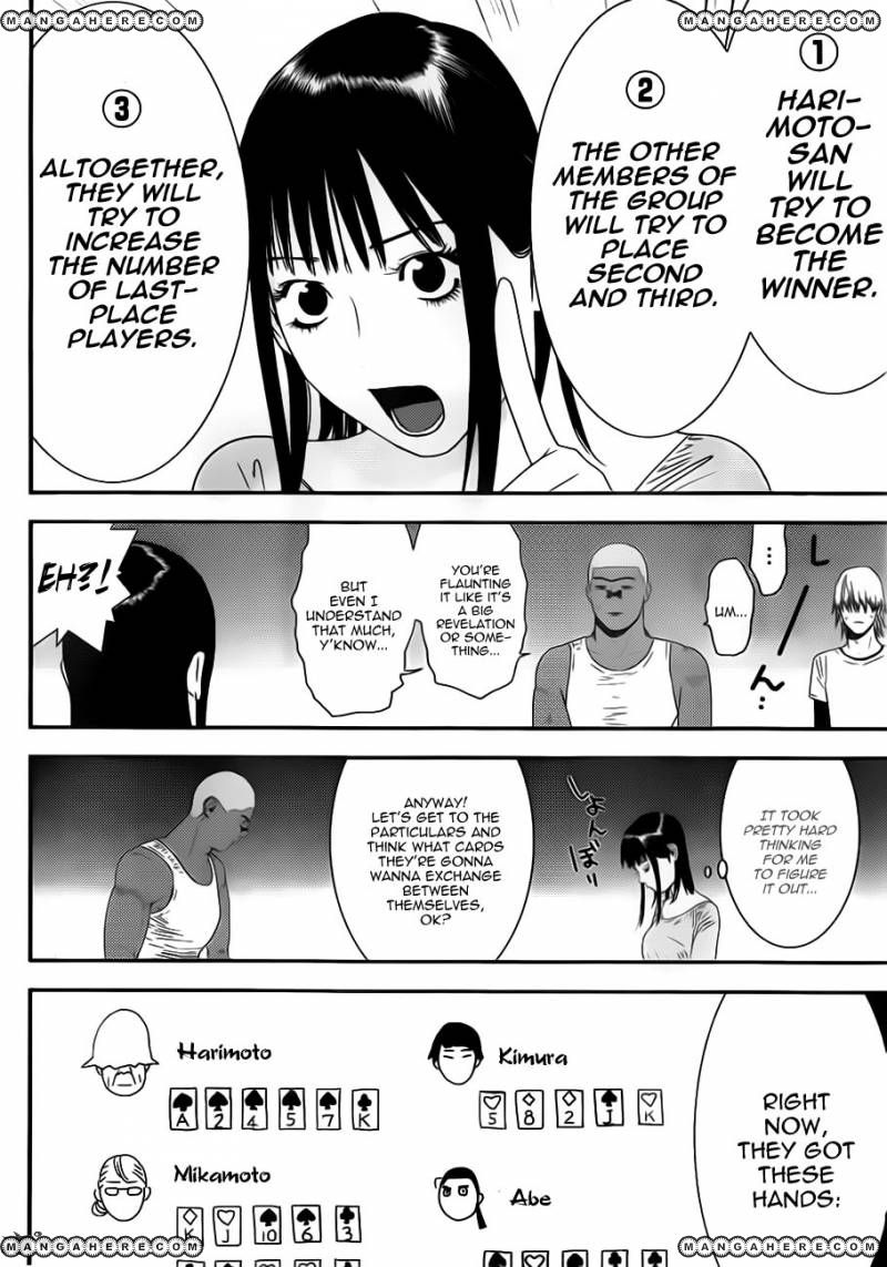Liar Game 158 Page 4