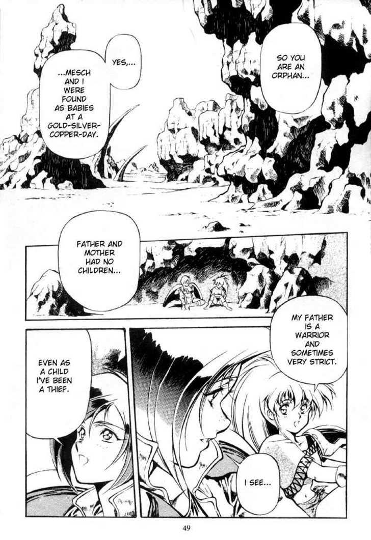 Legend of Lemnear 2 Page 1