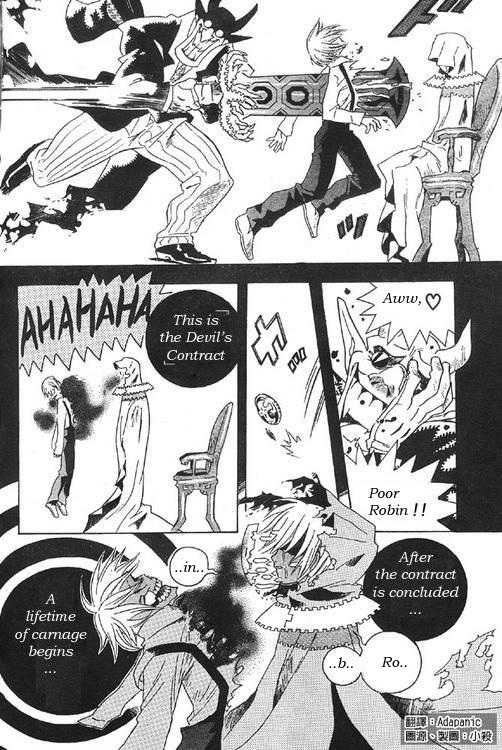 D.Gray-man 0 Page 2