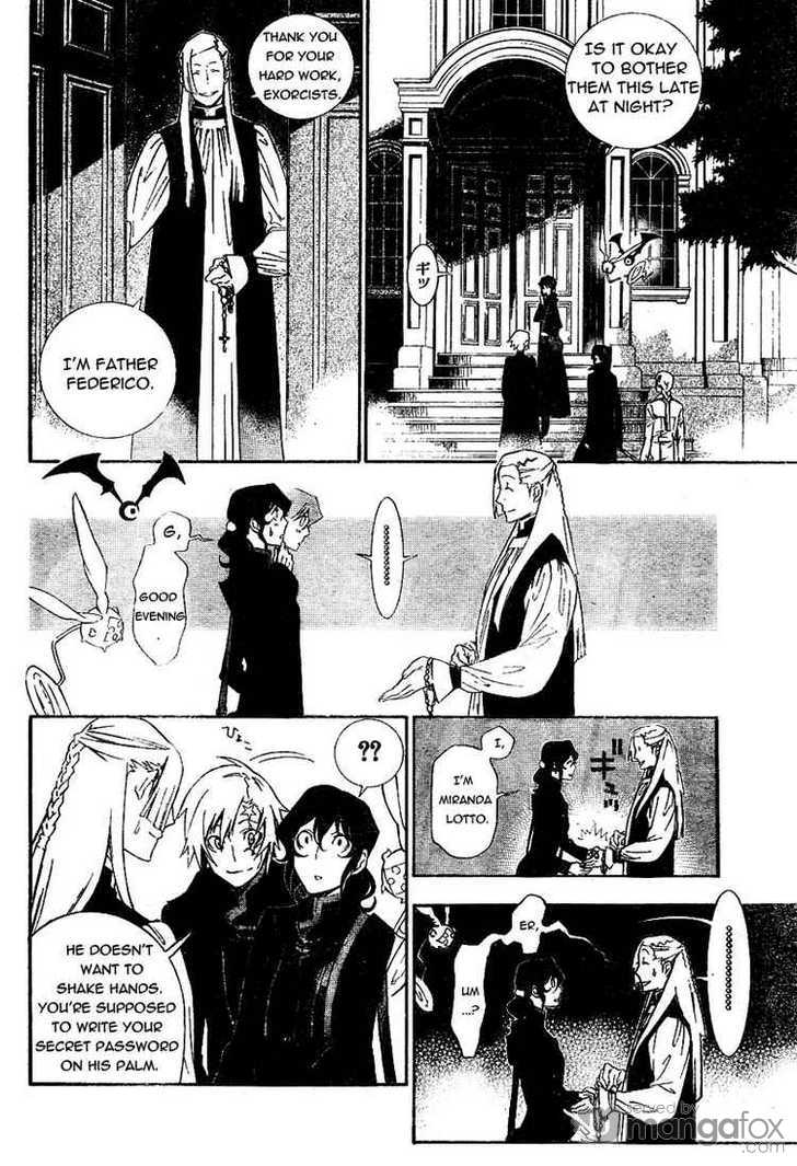 D.Gray-man 170 Page 2