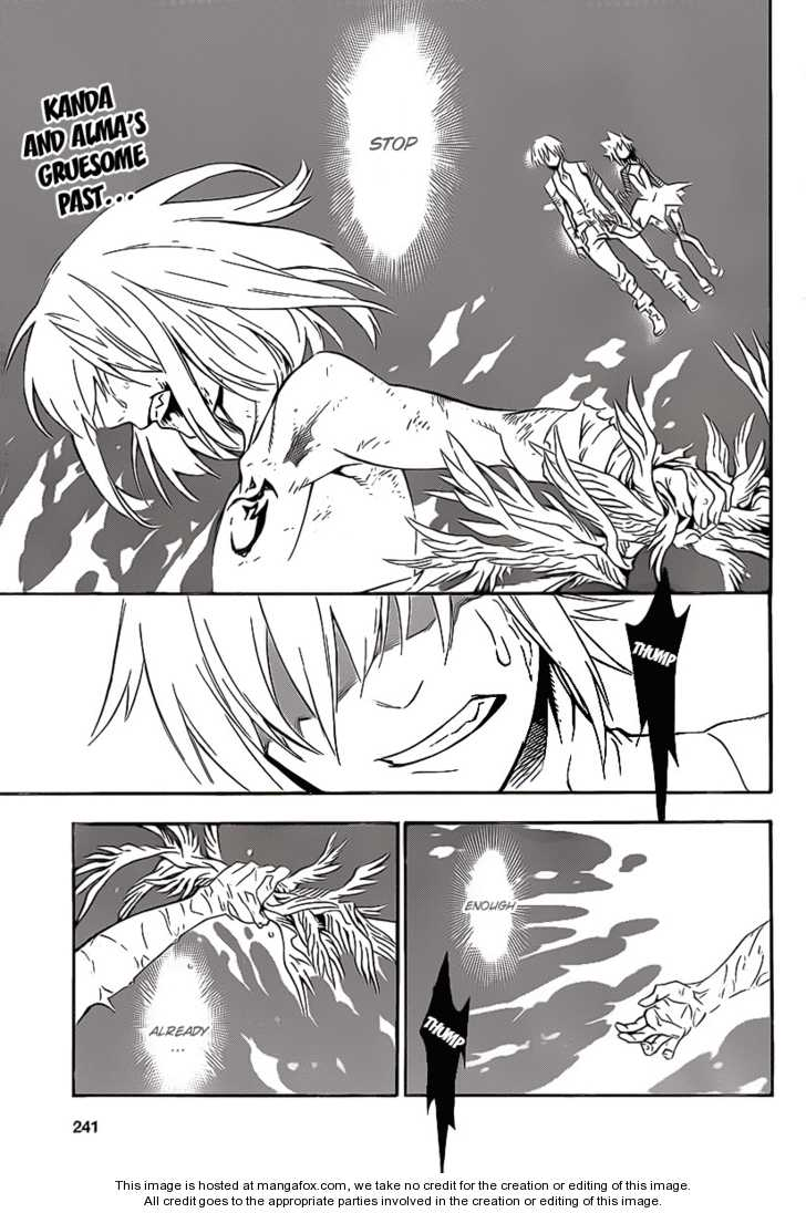 D.Gray-man 194 Page 2