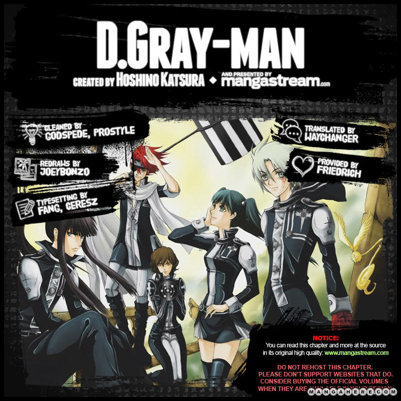 D.Gray-man 212 Page 2
