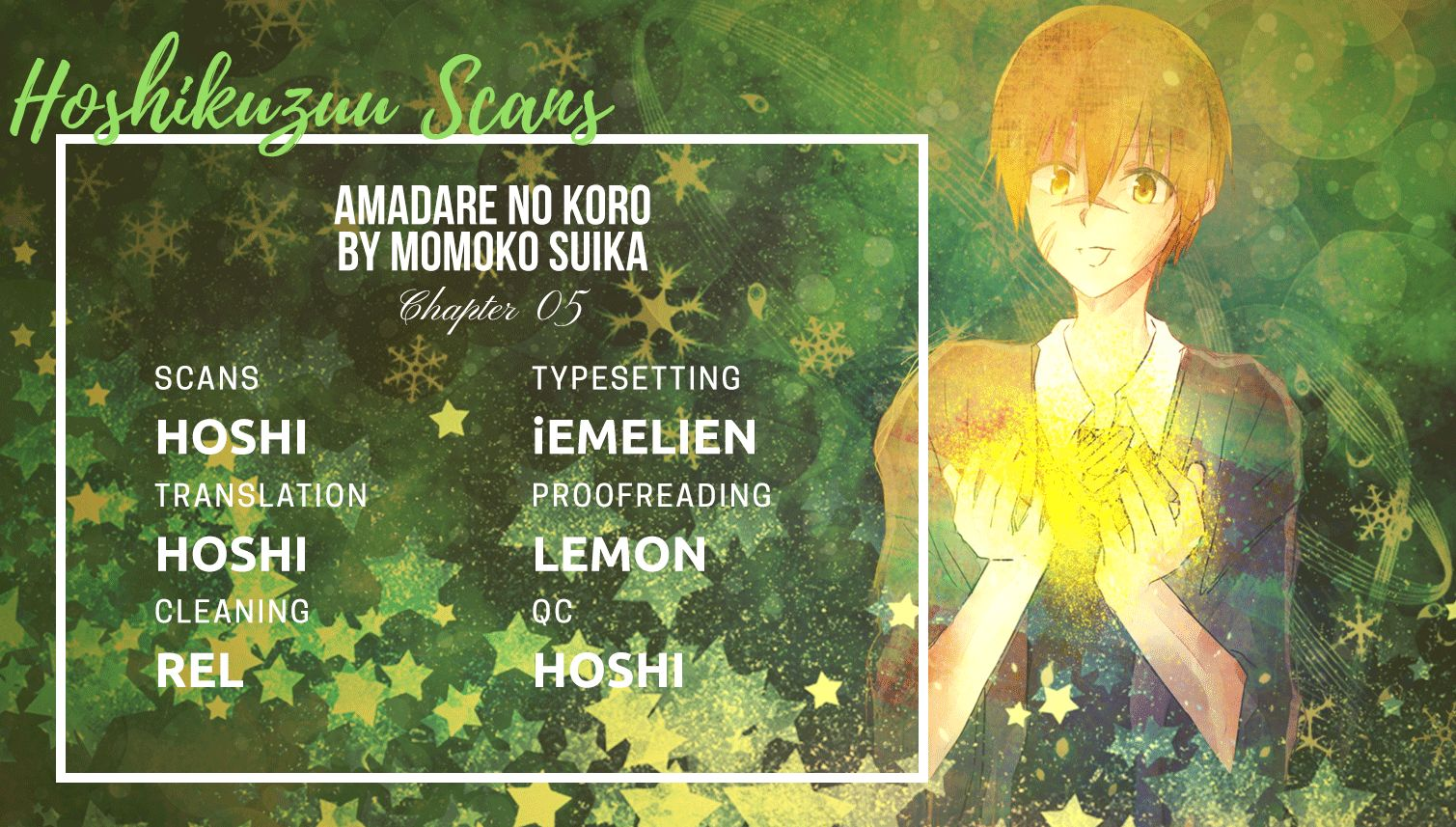 Amadare no Koro - Chapter 5 - 1