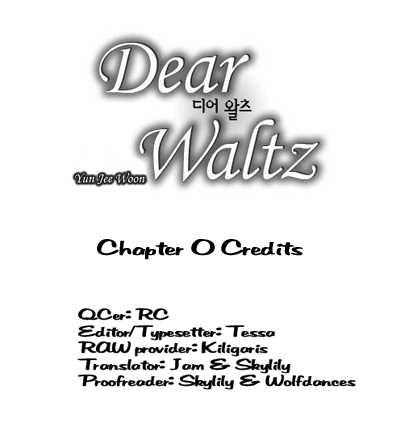 Dear Waltz 0 Page 2