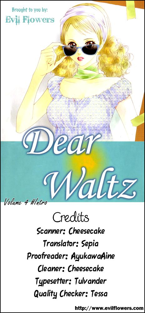 Dear Waltz 12.5 Page 2