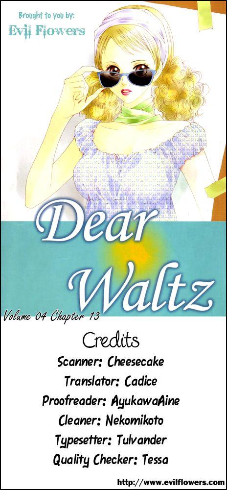 Dear Waltz 13 Page 2