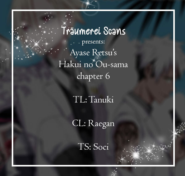Hakui no Ou-sama 6 Page 1