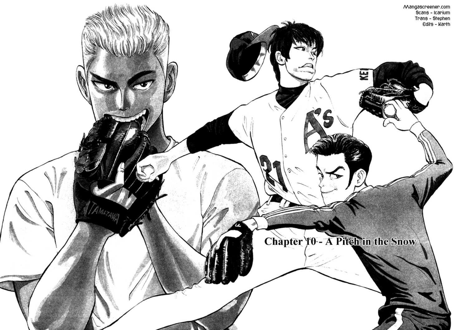 Stopper Busujima 10 Page 1