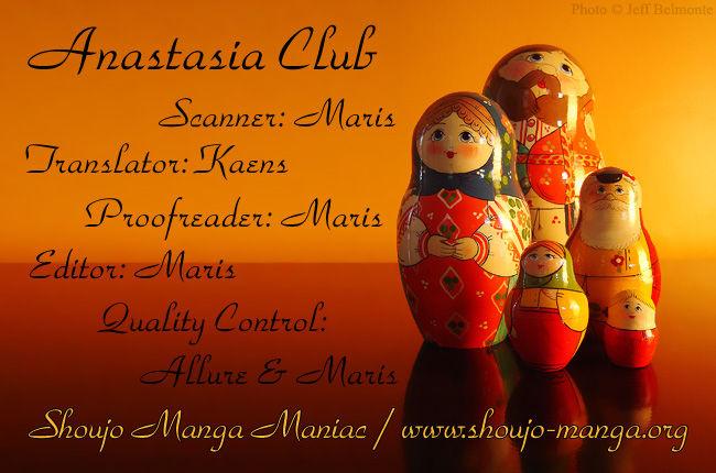 Anastasia Club 17 Page 1