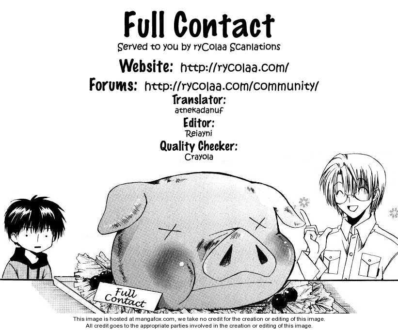 Full Contact 6 Page 1