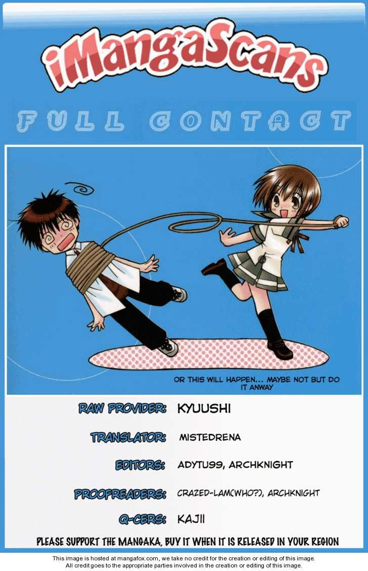 Full Contact 8 Page 1
