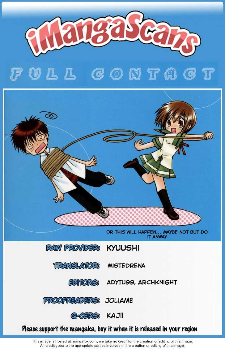 Full Contact 10 Page 1