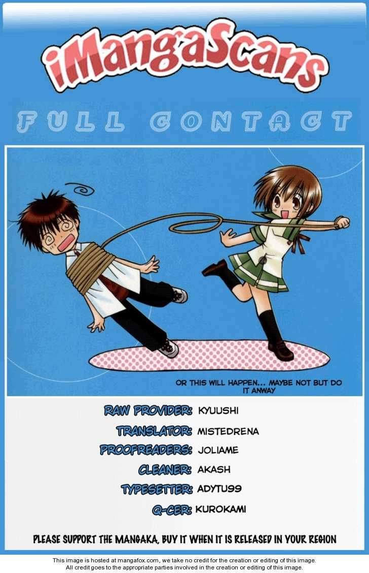 Full Contact 18 Page 1