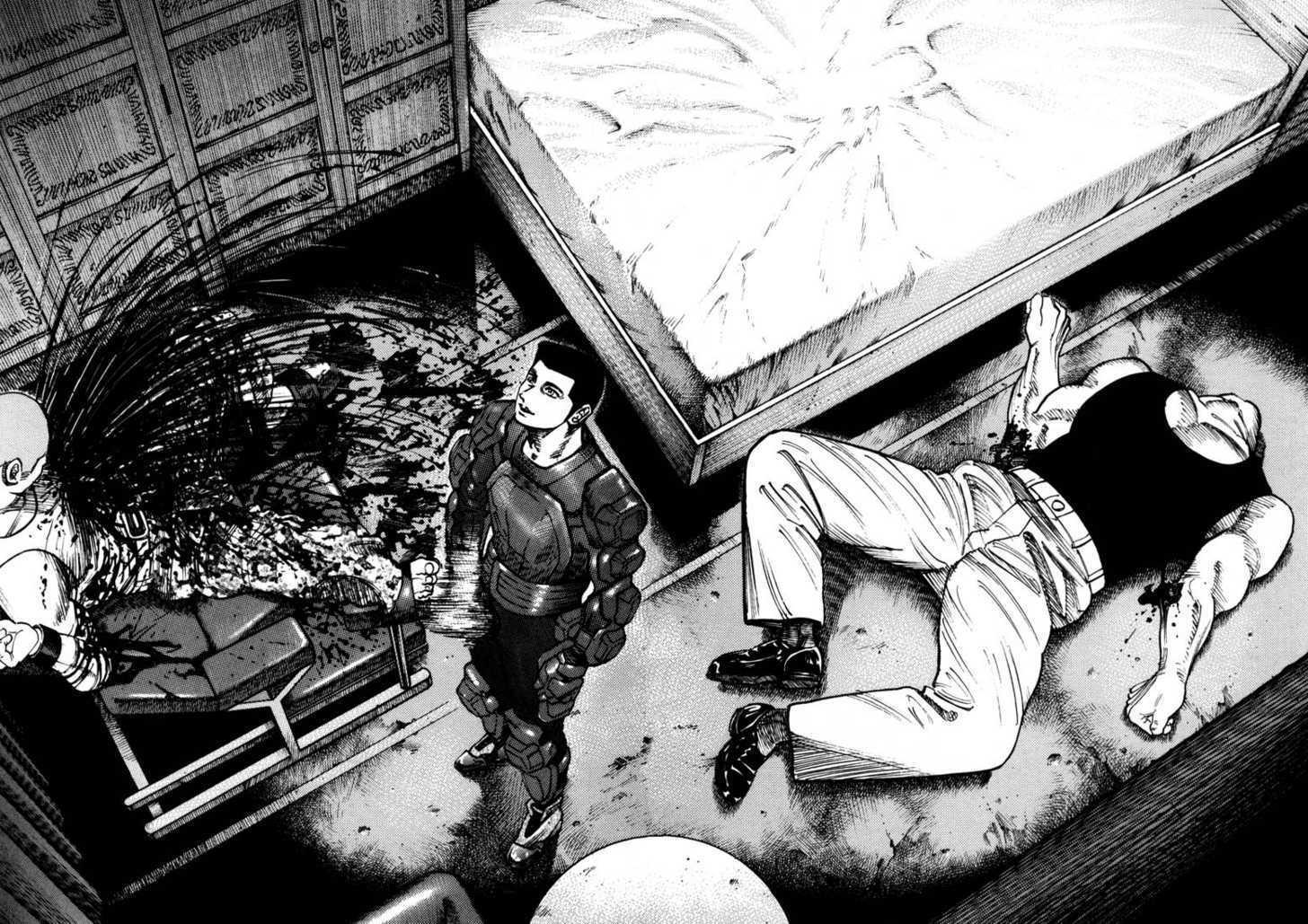 Ichi the Killer 77 Page 2