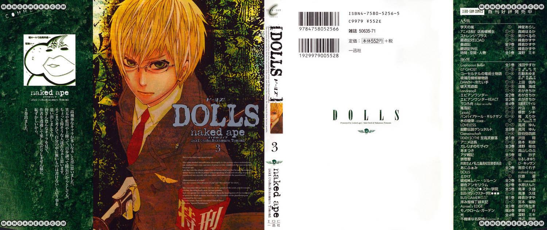 Dolls 13 Page 1