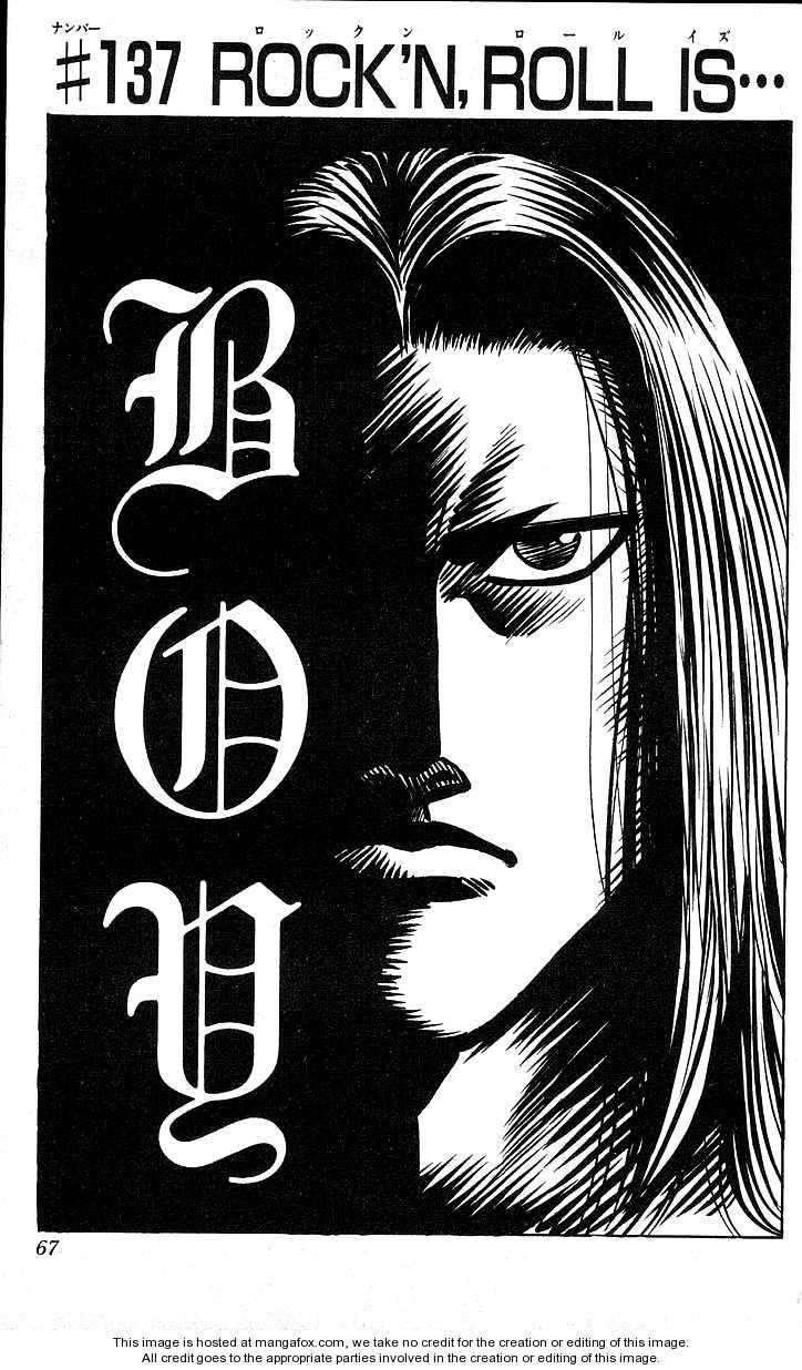 Hareluya II Boy 137 Page 1