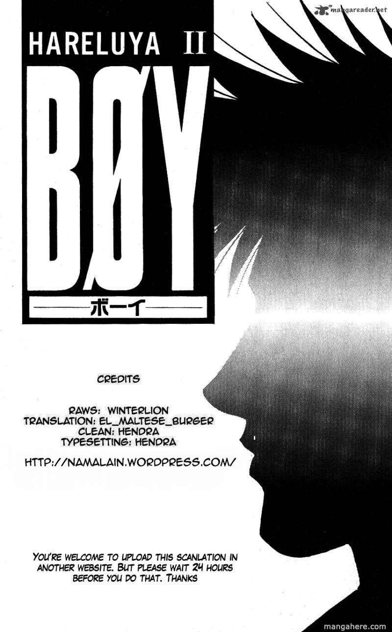Hareluya II Boy 275 Page 1