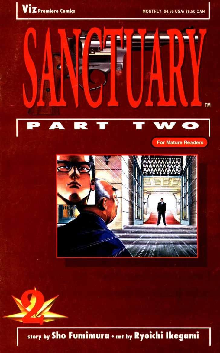Sanctuary 4 Page 1