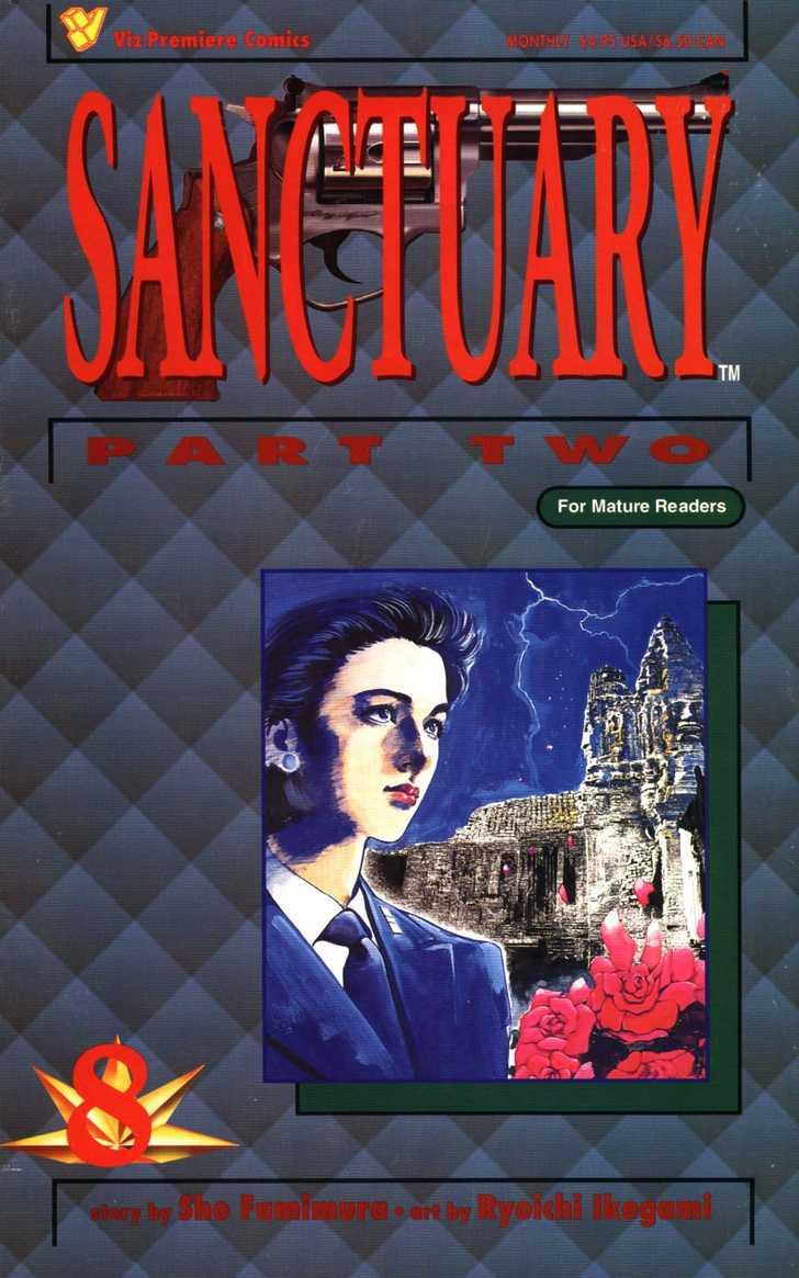 Sanctuary 21 Page 1