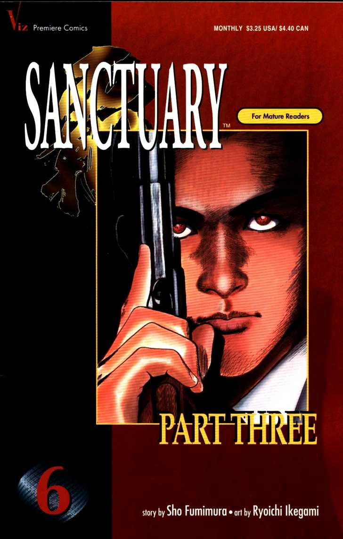 Sanctuary 11 Page 1