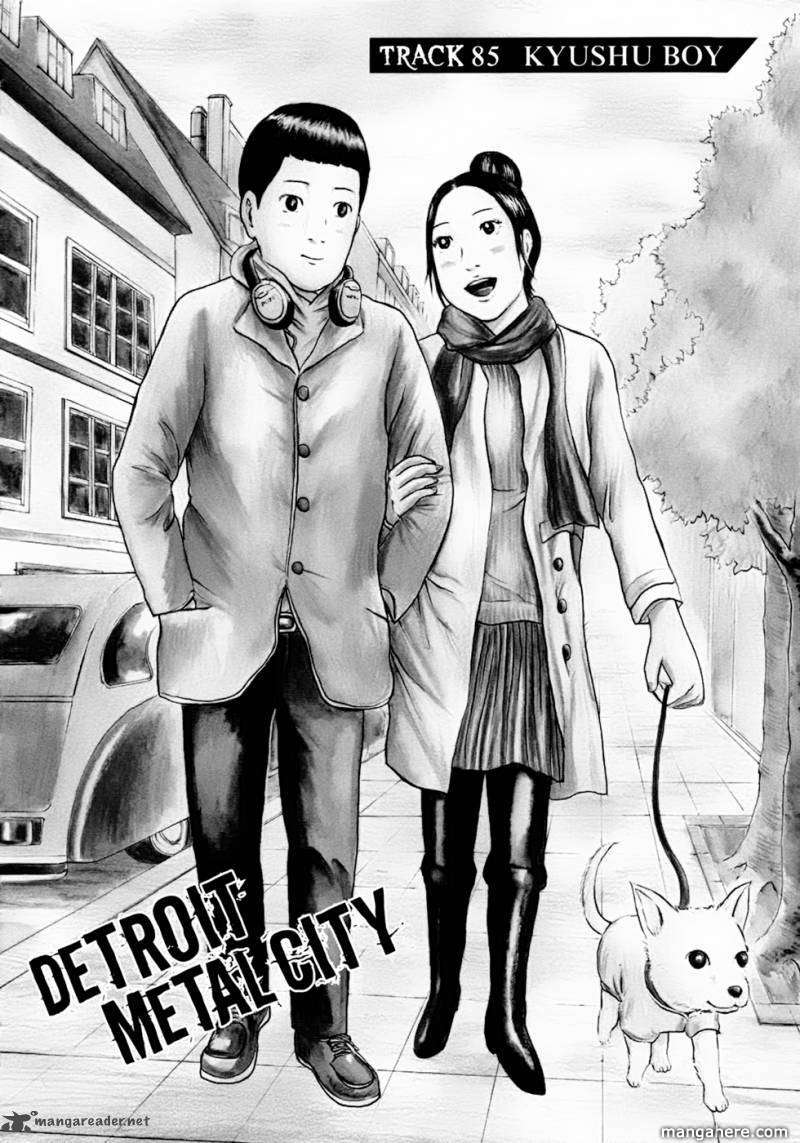 Detroit Metal City 85 Page 1