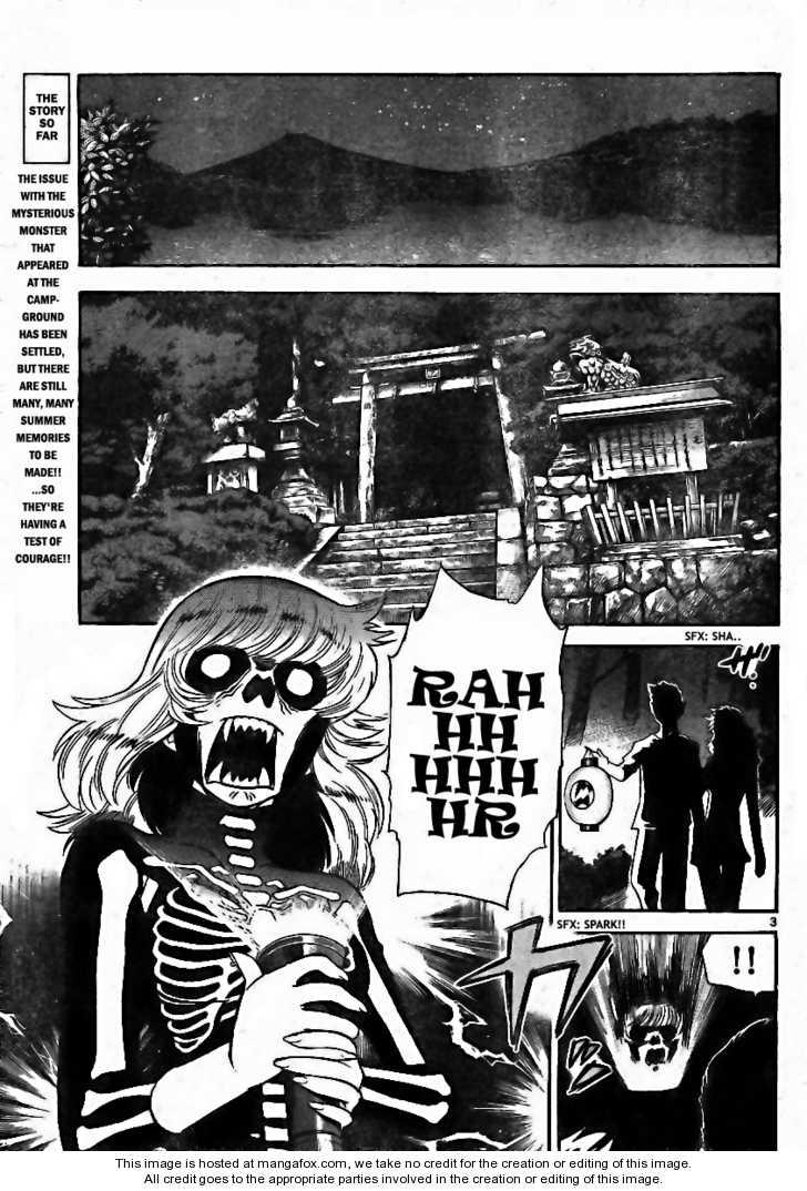 Zettai Karen Children 193 Page 3